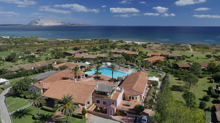 Hotel La Villa Del Re Sardegna