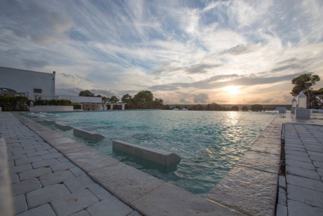 Masseria Muzza e Spa Luxury Hotel Resort